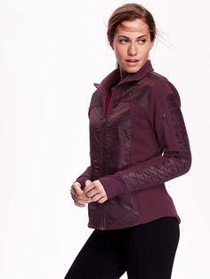 Go-Warm Max Fleece Hybrid Jacket for Women