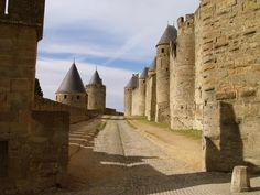 Carcassonne, Barcelona Cathedral, Nature, Images, Building, Travel, Tourism, Naturaleza, Viajes