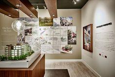 Novella Sales Centre - Free Agency Creative #graphicdesign #vancouver #branding…