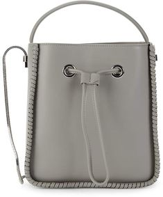 227687db048d 3.1 Phillip Lim Women's Soleil Small Leather Bucket Bag