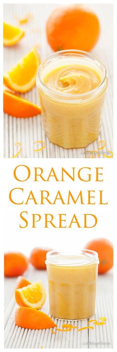 Spreadable Orange Caramel: downright delicious with a multitude of uses. Keep a jar in the fridge to perk up pancakes. Get the kids dipping fruit into it. You won't be sorry you made it.