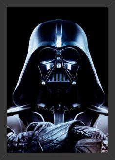 Star Wars - Darth Vader - Tcholos - A sua loja de quadros decorativos