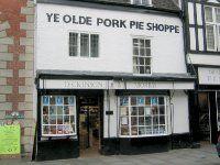 Melton Mowbray pork pies