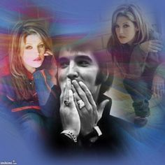 Good!!! I just closed my eyes...And you grew beautiful ♥ - elvis-aaron-presley-and-lisa-marie-presley Photo