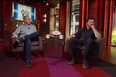 Taylor Lautner - The Rich Eisen Show (January 21, 2015)