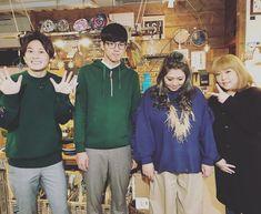 """4,802 Likes, 115 Comments - トット桑原 (@kuwatotto) on Instagram: """"やったー!またまた呼んで頂きましたー!どこいこ!楽しい!めちゃくちゃ買い物した(^^) テレビ大阪、毎週日曜日午後3時スタート! 11月26日オンエア予定です! #やすよともこ #やすとも…"""""""
