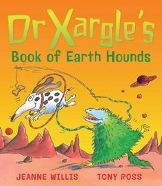 Dr Xargle's Book Of Earth Hounds, i love these books, everyone should have them no matter their age. Probably my very very favourite! http://www.amazon.co.uk/dp/1842701703/ref=cm_sw_r_pi_awd_0Gz5sb1FZT5N7