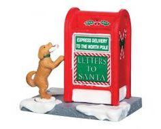 Lemax Santa'S Mailbox 1