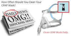 Why Cleaning and Disinfecting Your CPAP Equipment Is So Important | Easy Breathe
