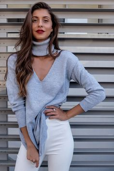 WHISPER knit - Tops - Clothing