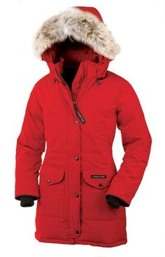 Canada Goose Trillium Parka Women Navy With Fast Delivery in black
