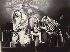 Molly Hatchet's 3 guitar attack