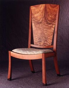 Joel Bright, Mac Nut Chair