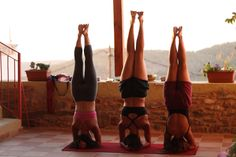health vacations around the world. This retreat took place in a authentic village in crete