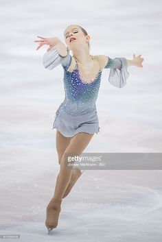 News Photo : Holly Harris of Australia competes during the...