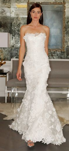 Romona Keveza Fall 2015 Luxe Bridal Collection | bellethemagazine.com