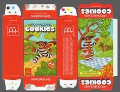 McDonalds cookies!
