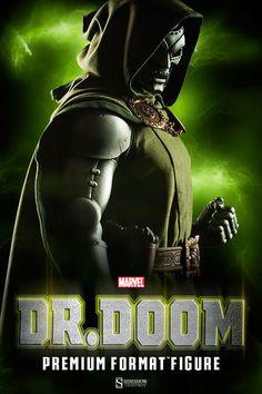 Dr. Doom Premium Format Figure Details http://www.toyhypeusa.com/2014/06/24/dr-doom-premium-format-figure-details/