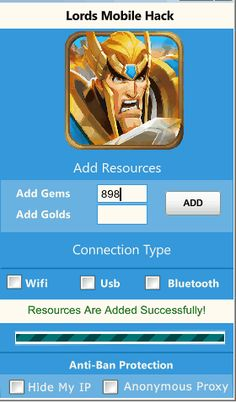 Lords Mobile Hack - Lords Mobile Hack Tool & Generator
