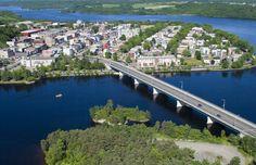 Shawinigan Montreal Quebec, Photos, Pictures, To Go, Canada, River, World, Places, Bridge