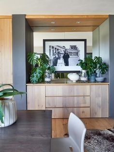 The renovation of this interior designer's home in Cape Town has changed it from a fragmented space into a spacious family refuge. Entrance, Decor, Renovations, Furniture, House, Spacious, Interior Design, Home Decor