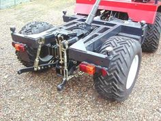Walk Behind Tractor, Homemade Tractor, Go Kart Plans, Tractor Accessories, Small Tractors, Tractor Implements, Tractor Attachments, Flatbed Trailer, Dually Trucks