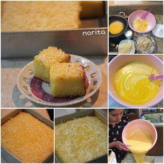 Baking Peuyeum Cake on sunday morning :)