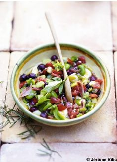 Salade niçoise pour 6 personnes - Recettes Elle à Table