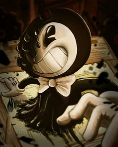 Bendy and the Mechanical Machines by OmnificA.deviantart.com on @DeviantArt