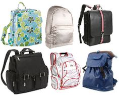 Laptop bookbags via College Fashion laptop-bags-cases beauty Bags For College Students, School Outfits For College, College Bags, College Fashion, College Clothing, College Wardrobe, Student Fashion, College Life, Laptop Backpack