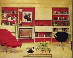 70's interior