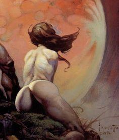 Frazetta : Full Moon