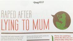 Teenage magazine sparks anger over 'victim-blaming' rape advice