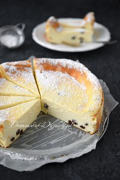 Bottomless cheesecake – Desserts World Easy Holiday Cookies, Holiday Cookie Recipes, Cookies For Kids, Candy Recipes, Brownie Recipes, Dessert Recipes, Honeycomb Recipe, Caramel Mou, Toffee Recipe