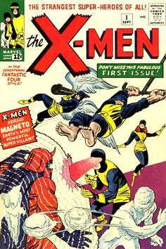 X-Men (1st series) # 1