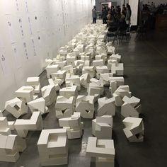 nexttoparchitects — by Cubic Architecture, Concept Models Architecture, Interior Architecture, Architecture Quotes, Beton Design, Arch Model, Cube Design, Concept Diagram, 3d Studio