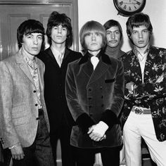 The Rock and Roll Chemist: The Rolling The Stones in 1966. KeithRichards RonnieWood CharlieWatts Mick jagger MikeTaylor BrianJones BillWyman
