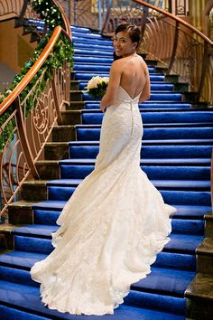 Princess cruise destination wedding photographers cruise for Wedding dresses for cruise ship