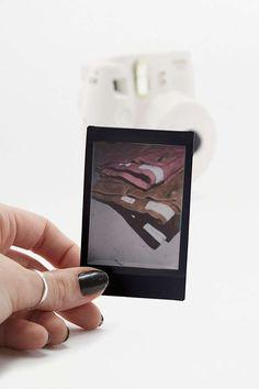 Slide View: 2: Fujifilm Instax Mini Black Frame Film