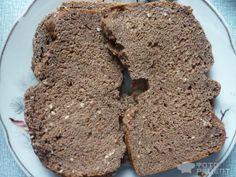 Рецепт: Льняной хлеб в хлебопечке   С кунжутом