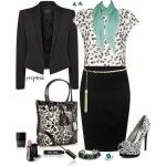 Cute Work Outfits 2012 | Just Clothes: Work Wear