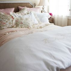 Pom Pom at Home Belle Linen Duvet Cover - Final Sale PPH14