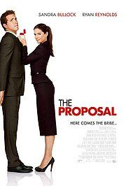 hilarious movie!! The Proposal (2009). Sandra Bullock and Ryan Renolds