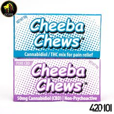 #CheebaChews #ChewWisely www.cc101sac.com #TheCC101Blog and Menu. The Pure #CBD 50mg chew is a favorite among many of our #cancer patients and can be sectioned into multiple servings. A large dose of CBD is effective as a sleep aid, pain relief or for sy