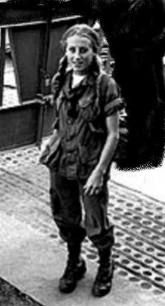 Catherine Leroy, War Photographer starting with the Vietnam war.  She was taken a prisoner of war. When released she continued to be a war photographer until her death in 2006.