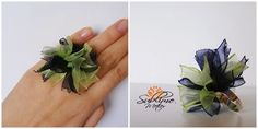 Sublime Metier Rings, Floral, Flowers, Handmade, Jewelry, Hand Made, Jewlery, Bijoux, Florals