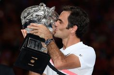 Roger Federer Defeats Marin Cilic, Wins 20th Grand Slam