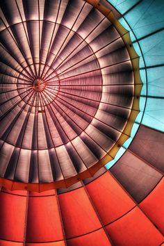 awarita:  Hot air balloon