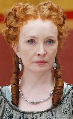 """""""Servillia"""" ~ HBO's Rome ~ played by Lindsay Duncan."""