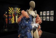 yfrog - Jean Paul Gaultier's Photos: Kylie Minogue's costume!